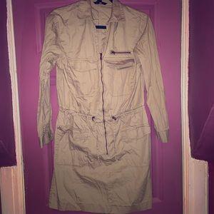 💚 H&M Utility Dress